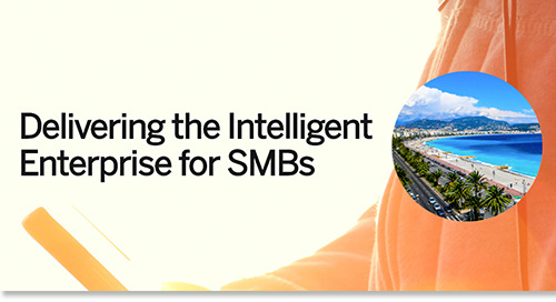 Apr 2-4, 2019: SAP SMB Innovation Summit @ Nice, France
