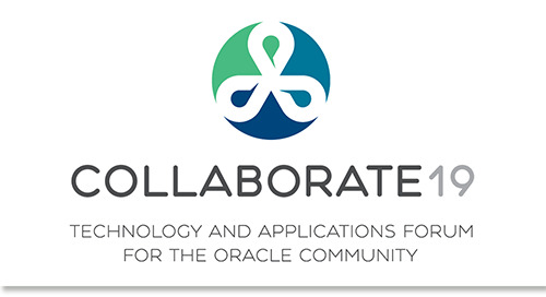 Apr 7-11, 2019: Oracle OAUG Collaborate 2019 @ San Antonio