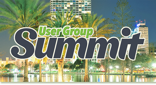 Oct 15-18, 2019: Dynamics User Group Summit @ Orlando