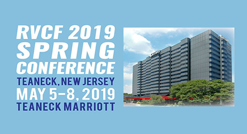 May 5-8, 2019: RVCF Spring Conference