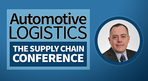 Mar 19-21, 2019: Automotive Logistics Supply Chain Conference