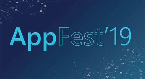 Apr 25, 2019: AppFest '19 @ Charlotte, NC