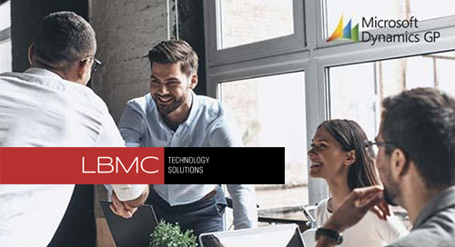 Jun 12-13, 2019: LBMC Technology Solutions Microsoft Dynamics Customer Summit @ Tennessee