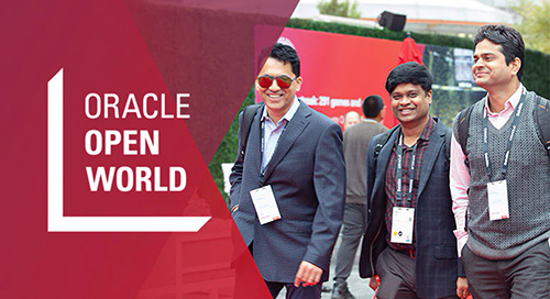Sep 16-19, 2019: Oracle Open World @ San Francisco