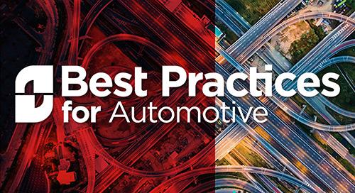 Oct 7-8, 2019: SAP Best Practices for Automotive @ Detroit