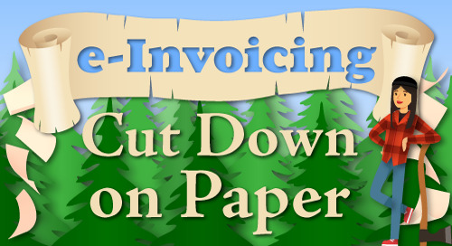 Webinar: e-Invoicing Cuts Down on Paper