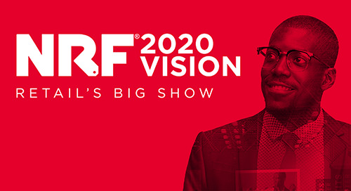 Jan 12-14: NRF 2020 Vision @ NYC