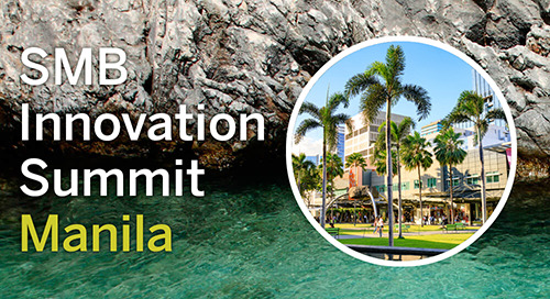 NEW DATE: Jun 2-4, 2020: SMB Innovation Summit @ Manila