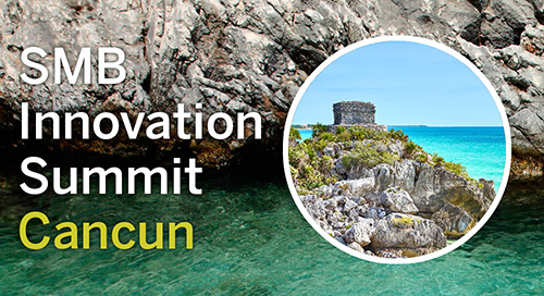 Mar 17-19, 2020: SMB Innovation Summit @ Cancun