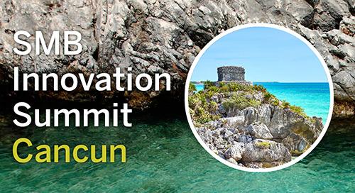 Mar 17-19, 2020: SMB Innovation Summit @ Cancun