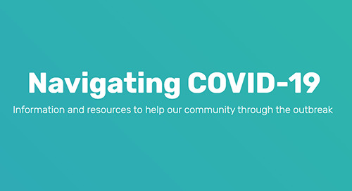 A Letter From Our CEO: Navigating COVID-19