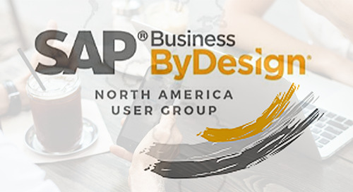 FALL 2020: SAP Business ByDesign North American User Group @ Toronto
