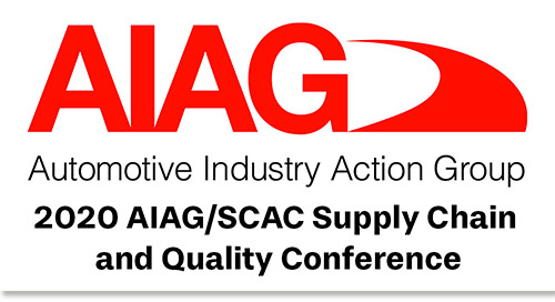 Sep 10-11: AIAG/SCAC Supply Chain and Quality Conference