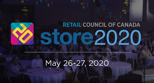 Sep 14-15: Retail Council of Canada STORE 2020 @ Toronto