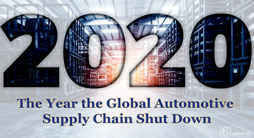 Webinar: 2020 - The Year the Global Automotive Supply Chain Shut Down