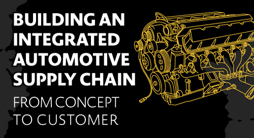 Webinar: Building an Integrated Automotive Supply Chain