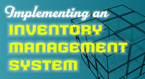 Webinar: Implementing an Inventory Management System