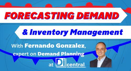 Webinar: Forecasting Demand & Inventory Management