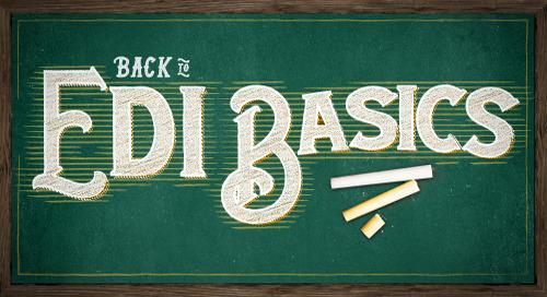 Webinar: Back to EDI Basics