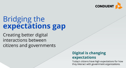 Infographic: Creating Better Digital Interactions between Citizens and Government