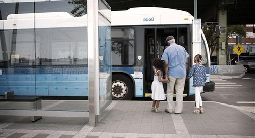 To our Transit Operators: You are an Integral part of the CAD/AVL system