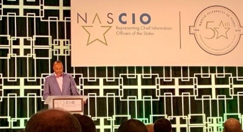 Celebrating NASCIO's 50th at 2019 Midyear Conference