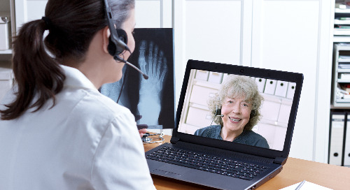 Telehealth Rises in Response to COVID-19