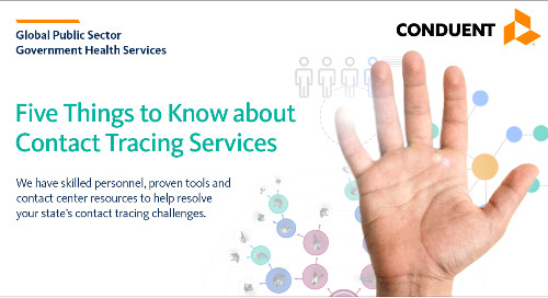 Five Things to Know about Contact Tracing as a Service