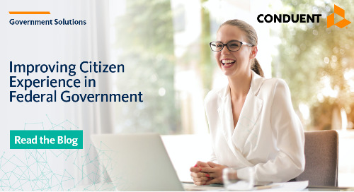 Improving Citizen Experience in Federal Government