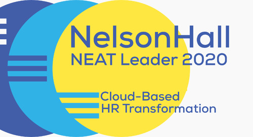 NEAT Evaluation for Conduent: Cloud-Based HR Transformation