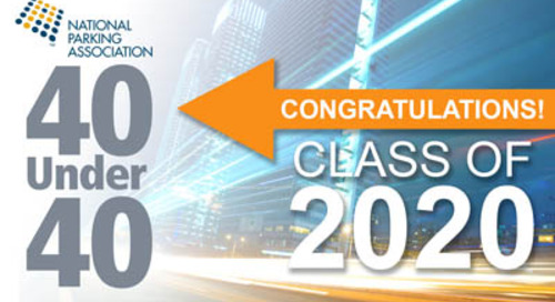 "Curbside Management's Ivonne Ibarra Recognized as ""NPA's 40 under 40 in Parking – Class of 2020"""