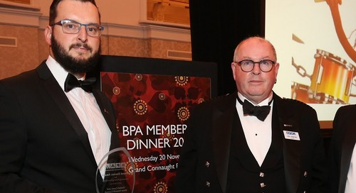 Conduent Transportation's Dean Fennell-Connell elected on the British Parking Association Board of Directors