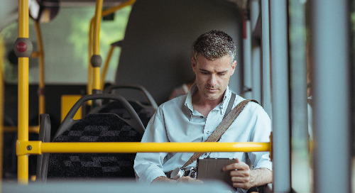 How Technology Assists in Public Transit's Ridership Recovery