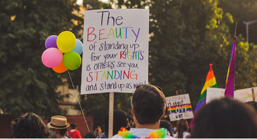 Celebrating and Supporting: Pride in India