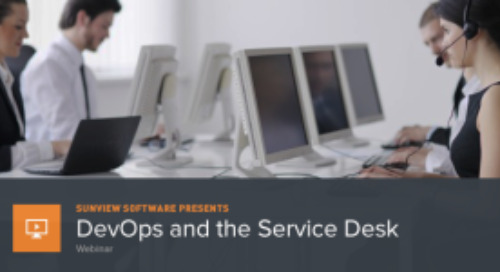 DevOps and Service Desk