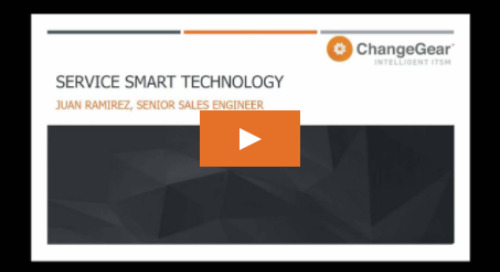 Service Smart Technology Demo