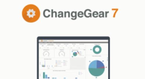 Introducing ChangeGear 7