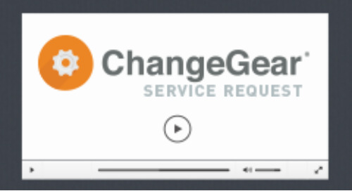 Service Request Management Overview Demo