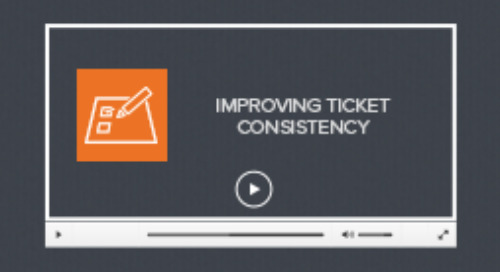 AI For Service Desk Video: Improving Ticket Consistency