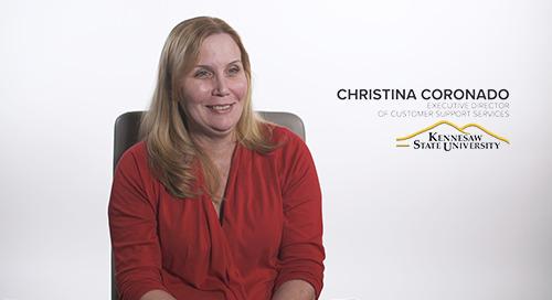 Christina Coronado - Kennesaw State University