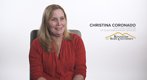 How Kennesaw State University Increased ITSM Support and Tracking Ability With ChangeGear
