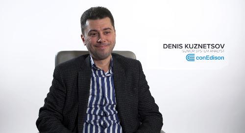 Denis Kuznetsov - conEdison