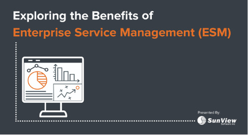 Exploring the Benefits of Enterprise Service Management (ESM)