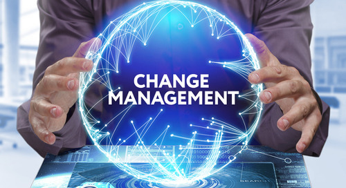 Automating Change Processing for a More Efficient Service Desk
