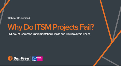 Why Do ITSM Projects Fail? A Look at Common Implementation Pitfalls and How to Avoid Them