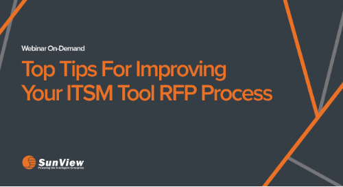 Top Tips For Improving Your ITSM Tool RFP Process