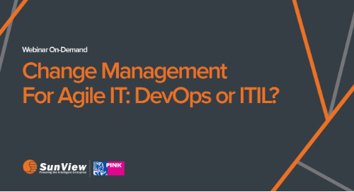 Change Management for Agile IT: DevOps or ITIL?