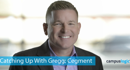 Catching Up With CEO Gregg Scoresby: Cegment Acquisition