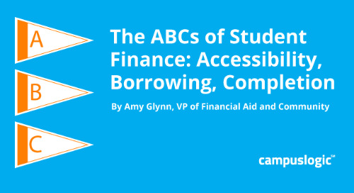 The ABCs of Student Finance: Accessibility, Borrowing, Completion