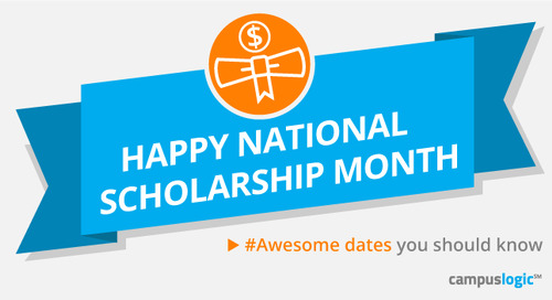 National Scholarship Month Resources